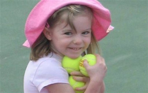 Images released of suspect in McCann disappearance