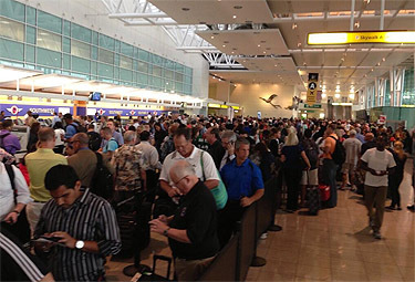 TSA offers travelers a faster way through security