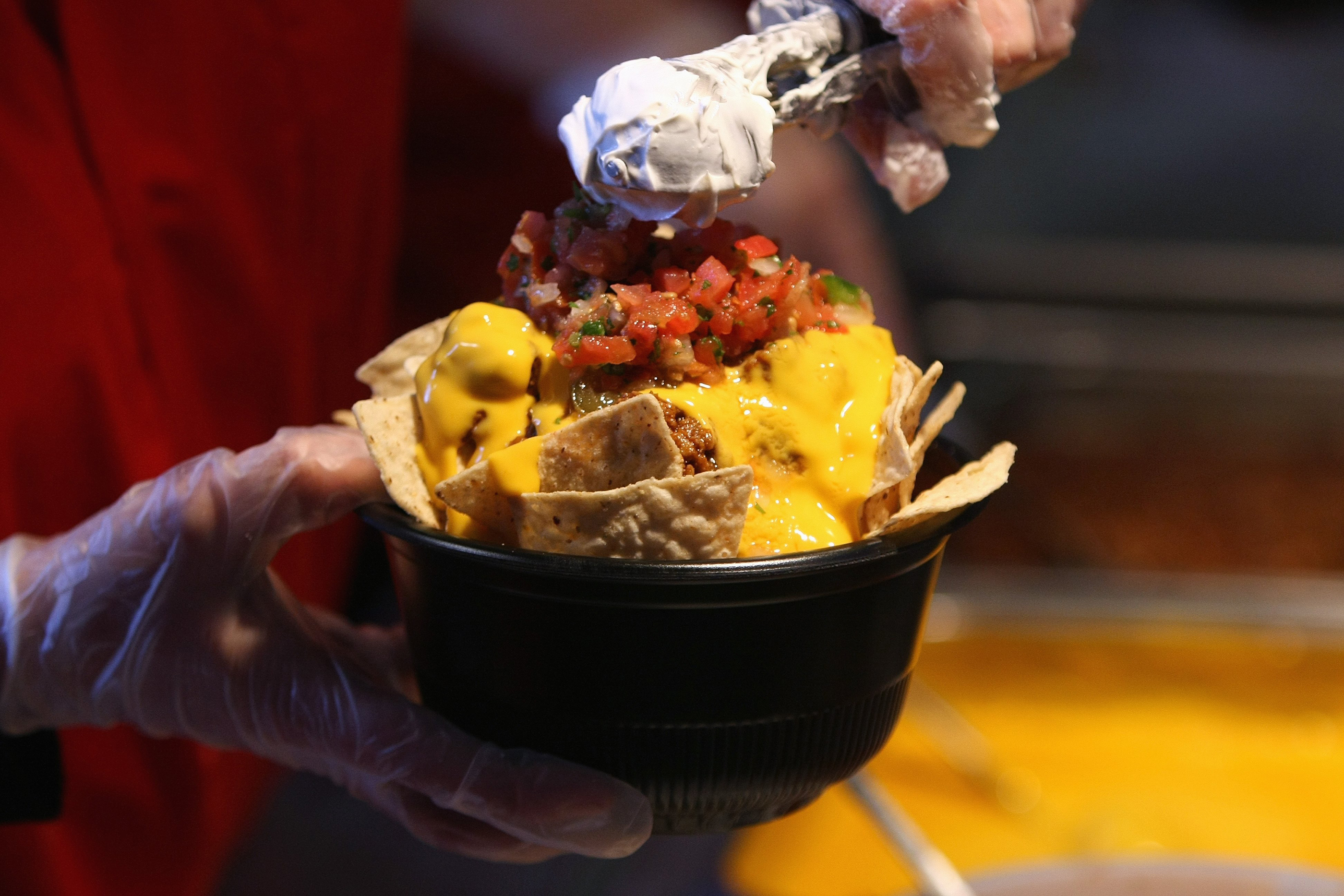Avoid snack envy at the stadium with this new app