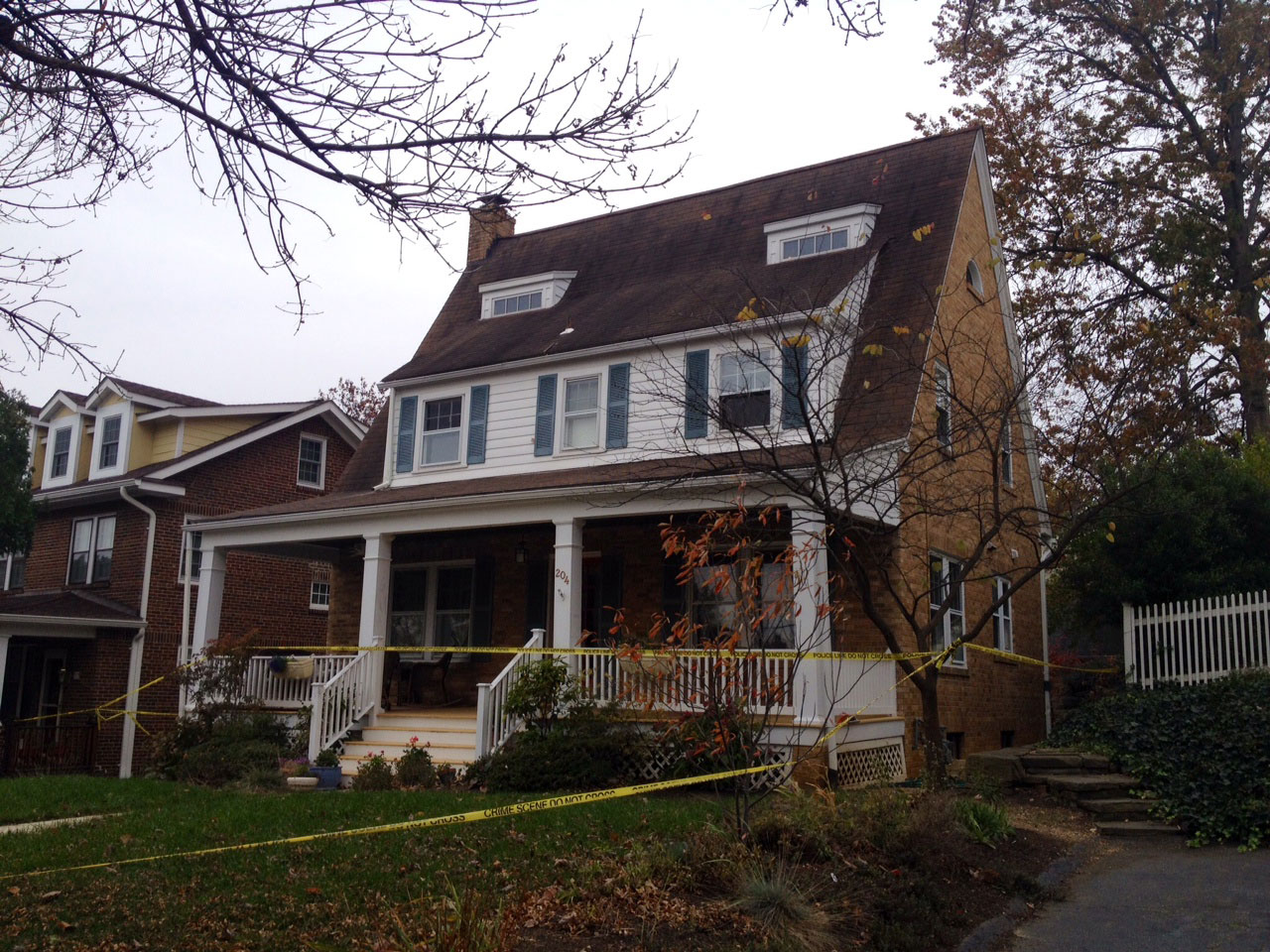 Council of Governments official found shot to death in Alexandria home