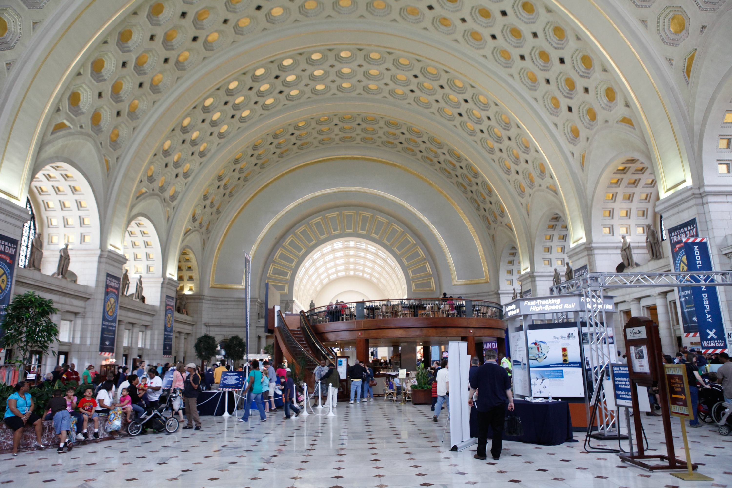 D.C.'s Union Station among most beautiful in the world