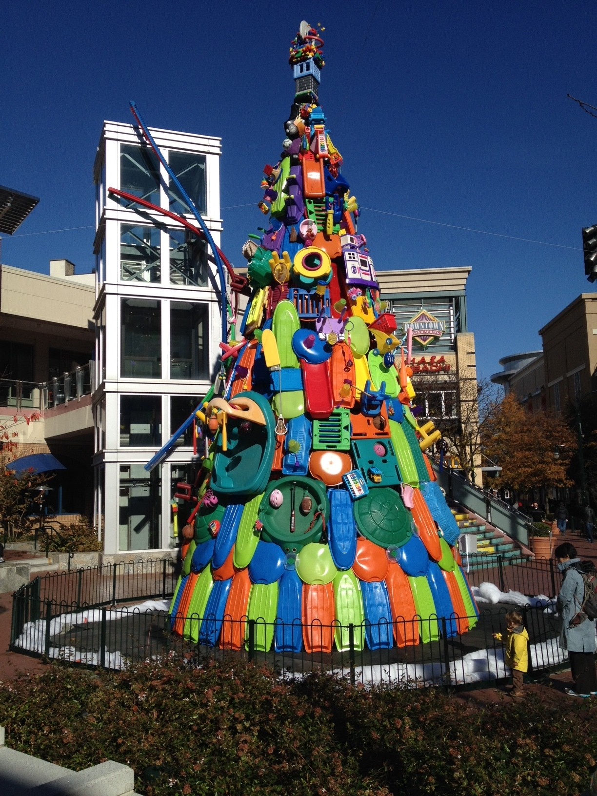 Silver Spring Christmas tree at the root of holiday controversy