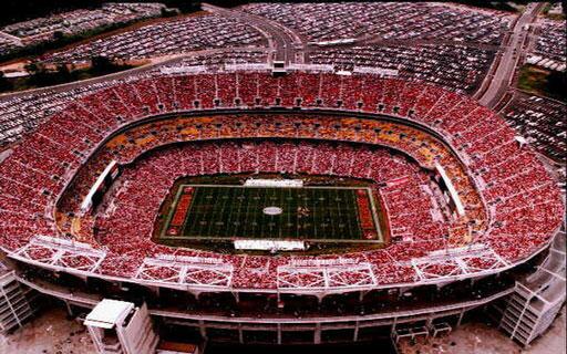 FedEx Field scores low ranking on NFL stadium list