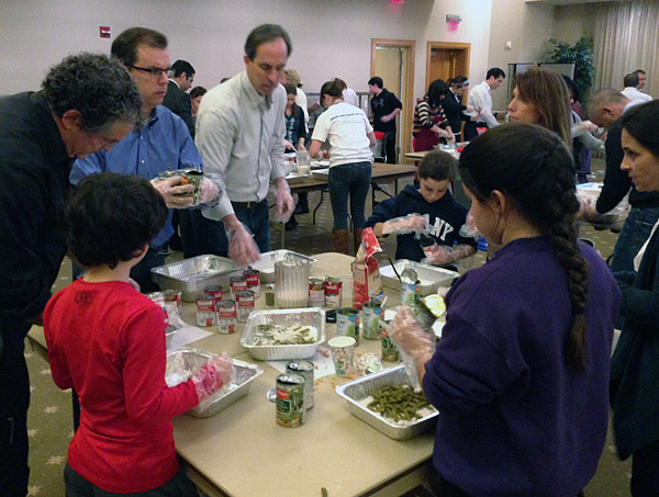 D.C. synagogue to give back this Thanksgiving