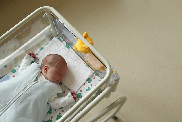 More babies are born in summer, early fall