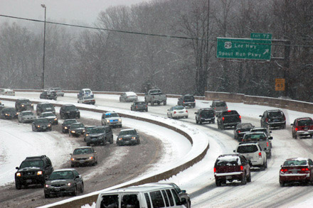 Tuesday's snow forecast sparks memories of 2011