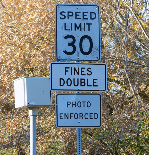 Report: Speed cameras reduce crashes, injuries in D.C.