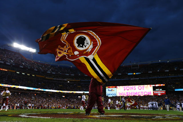 Federal judge won't use 'Redskins' in court, documents