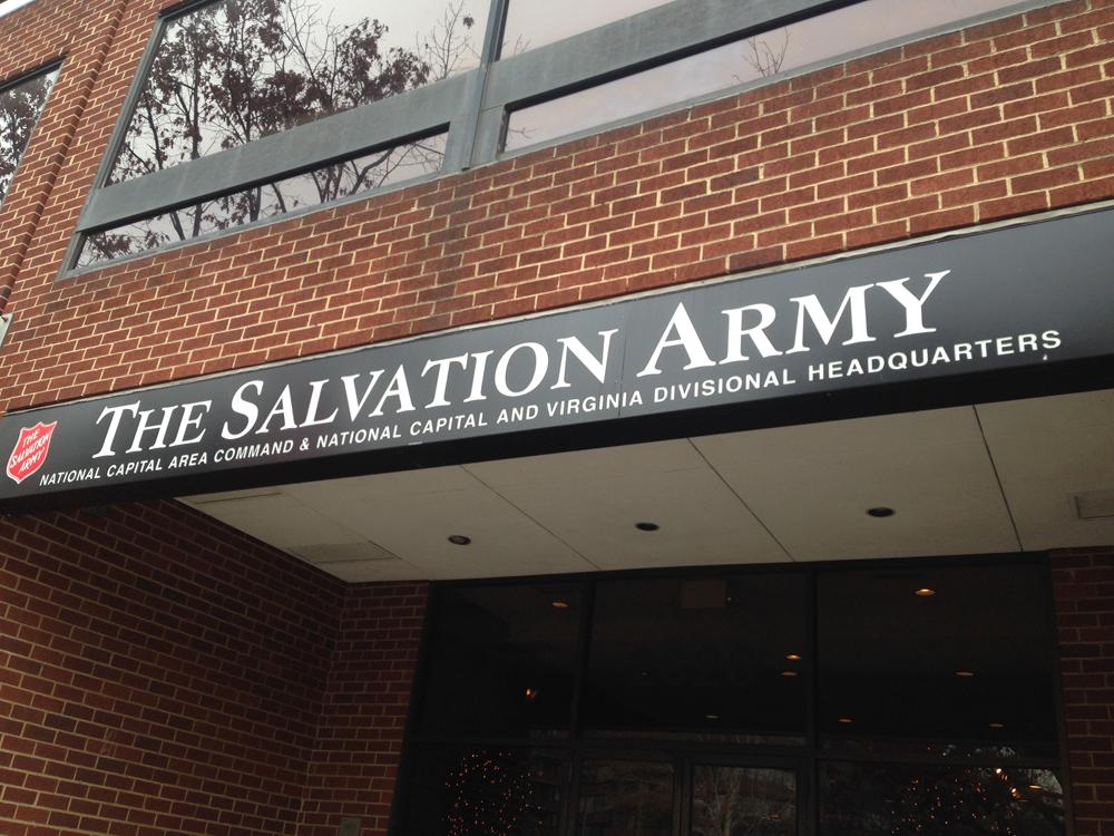 D.C. police arrest juvenile in Salvation Army burglary