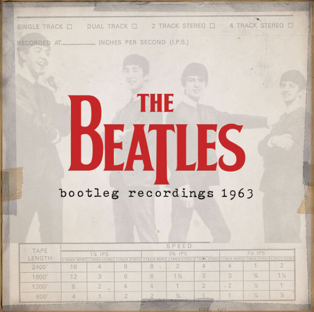 Beatles mystery: 1963 bootlegs downloads disappear?
