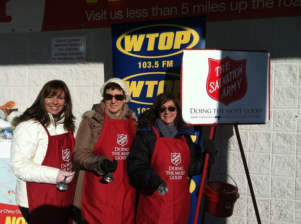 Salvation Army short of goal, needs donations