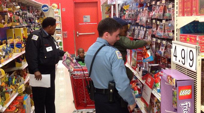 Shop With Cops helps families, builds bridges