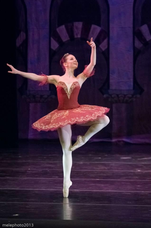 Military ties, artistic surprises in Manassas Ballet's 'Nutcracker'