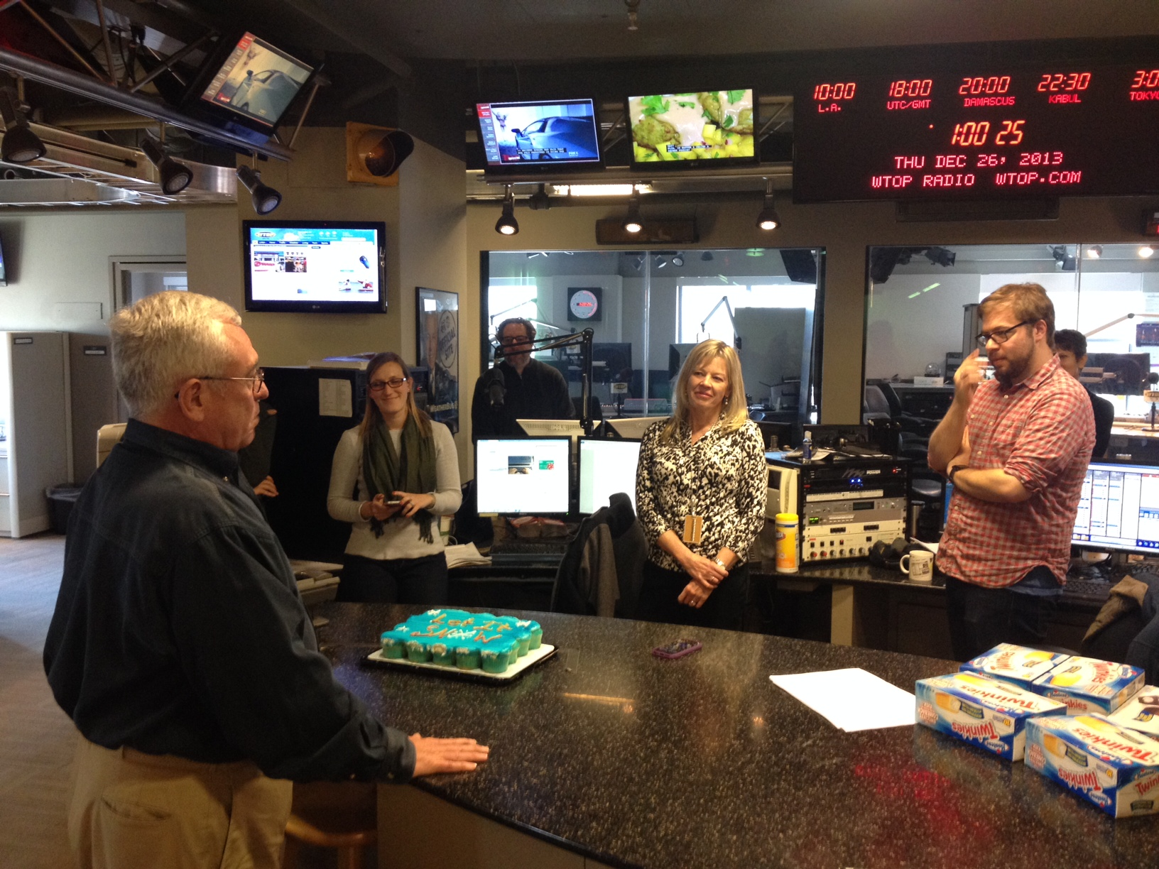 End of an era: Jim Farley's last day at WTOP