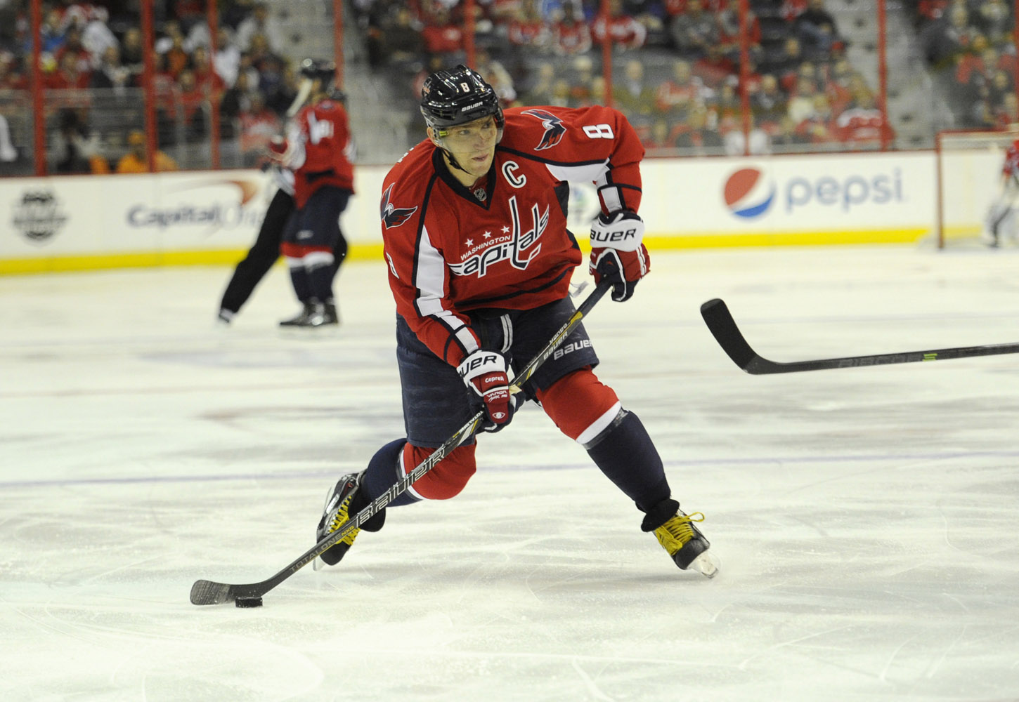 Position shift helps lift Ovechkin to banner year
