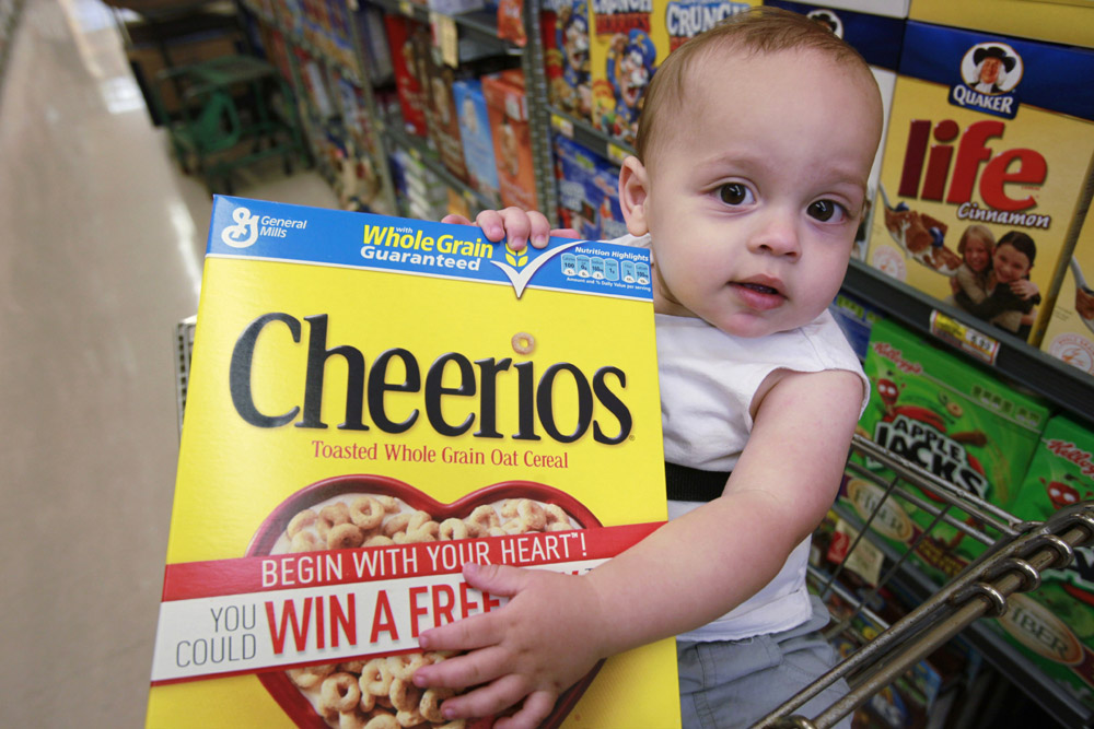 Non-GMO Cheerios: What it means for consumers