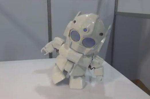 Robots invade Las Vegas consumer electronics show