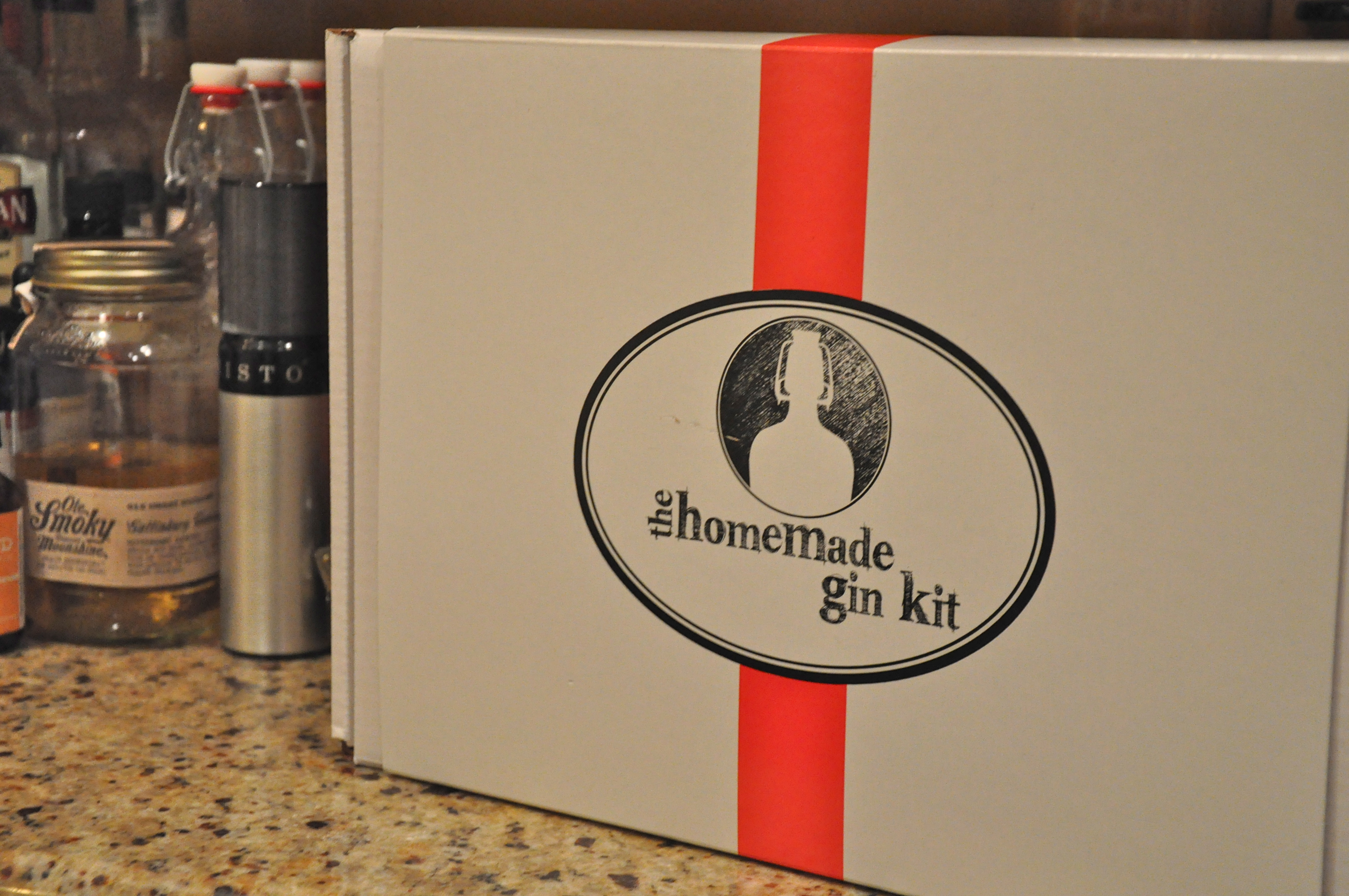 The Homemade Gin Kit: Building a business on booze