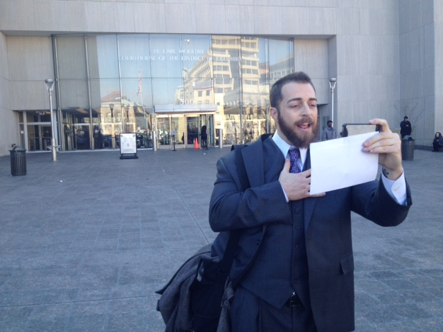 Adam Kokesh sentenced to probation on drug and weapons charges (Video)