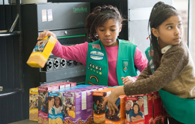 Girl Scouts offer gluten-free cookie