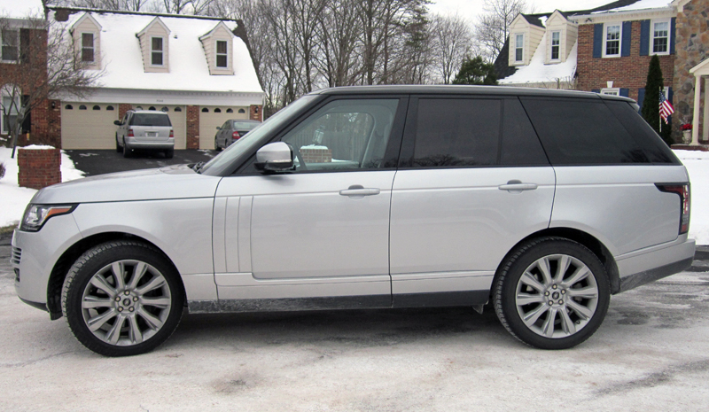 Car Report: Slimmed-down Range Rover a luxury stunner