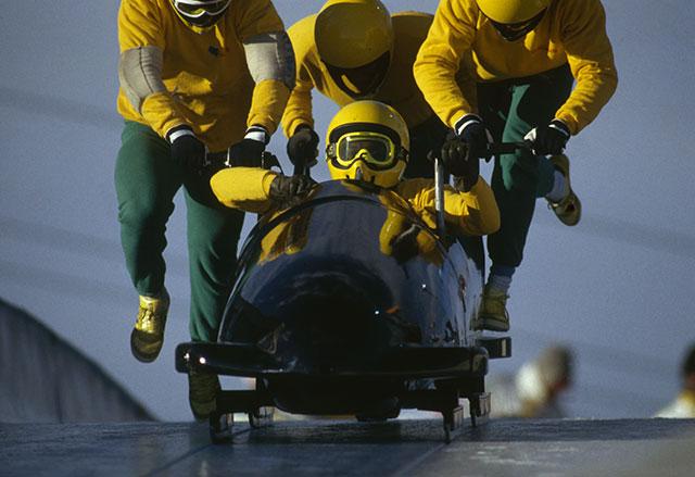 Va. mayor talks about Jamaica's 1988 underdog Olympic bobsled run (Video)