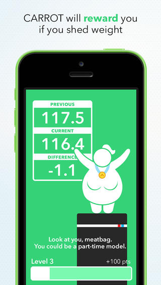 New app motivates people to lose weight