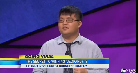 Arthur Chu's Jeopardy! style causes controversy