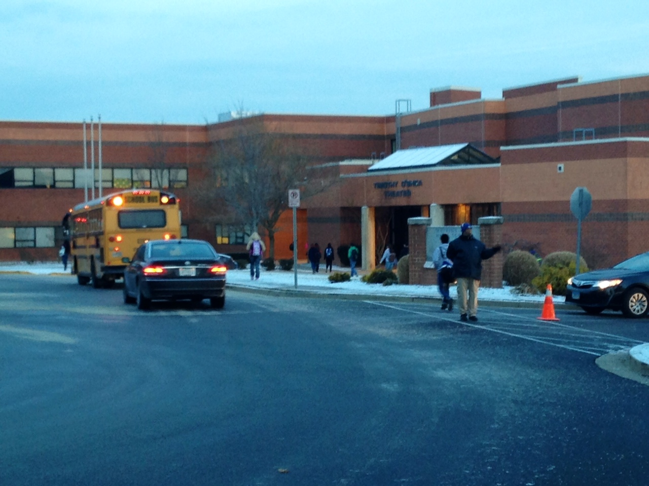 Tuberculosis reported at Montgomery County high school