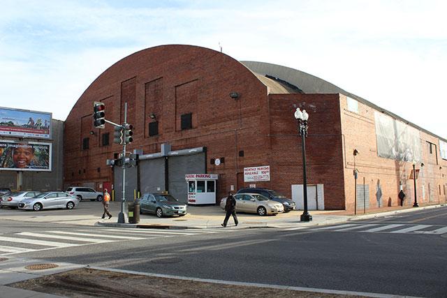 Washington Coliseum then and now (Photos)