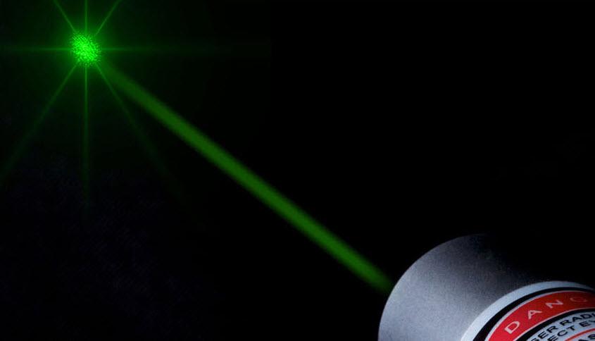 FBI tries shooting down laser strikes with cash