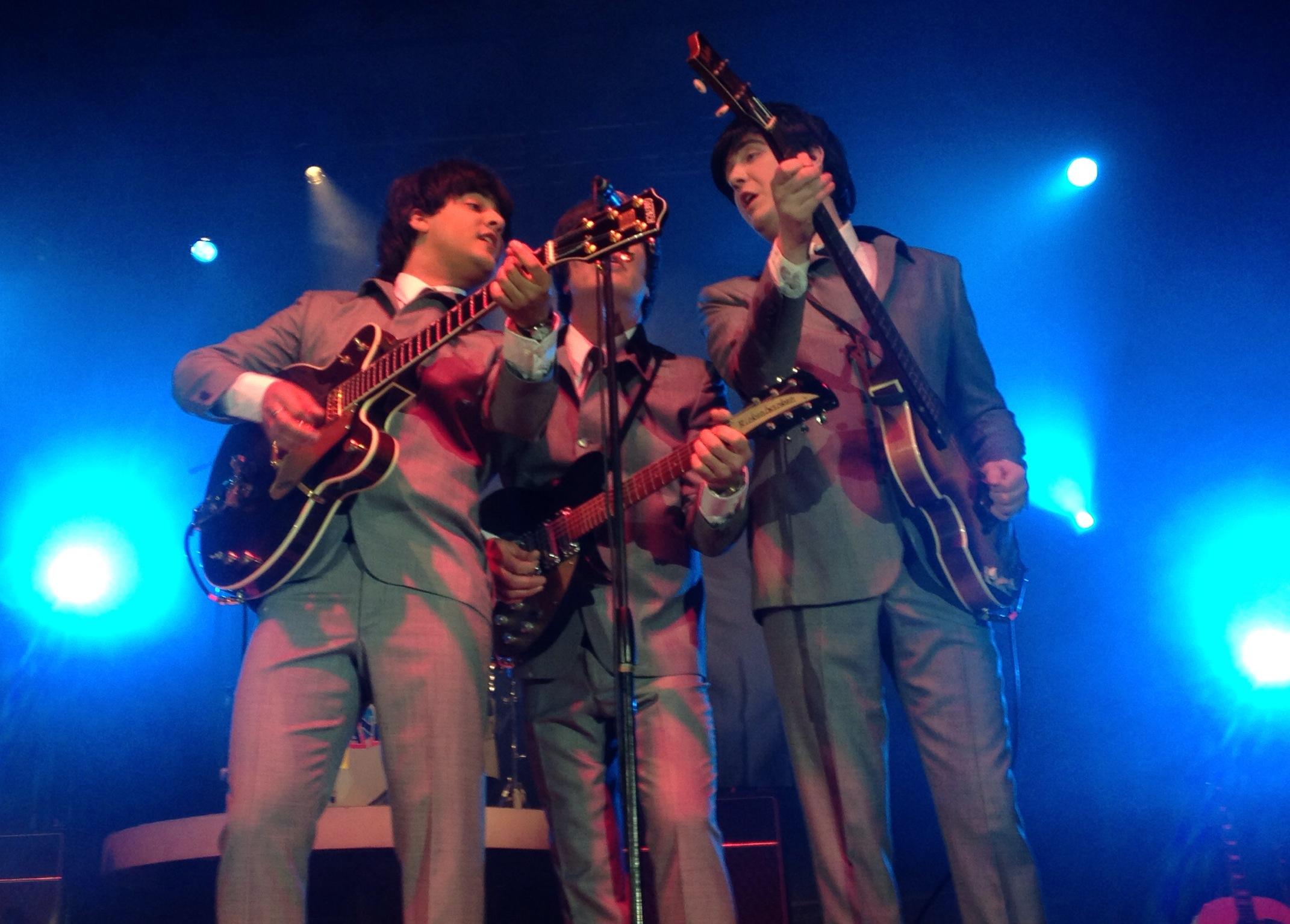 Beatlemania returns to Washington Coliseum
