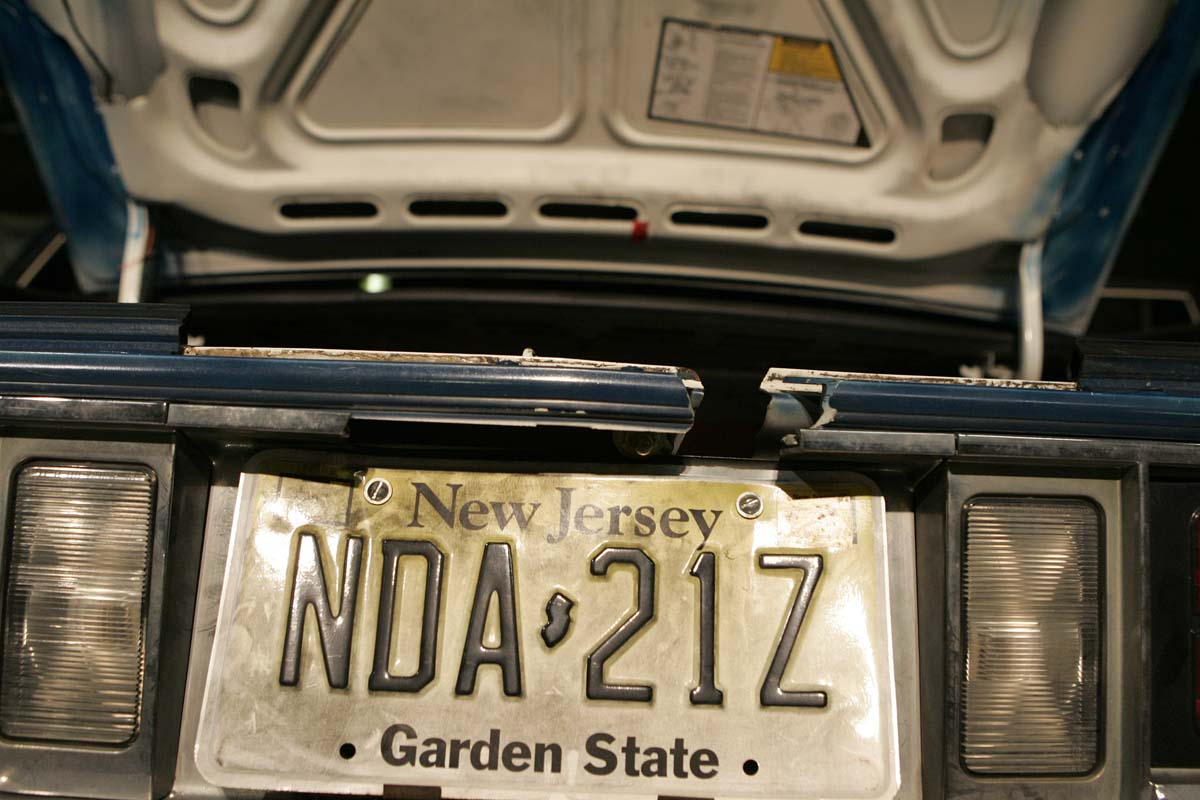 National license plate database sparks privacy fears