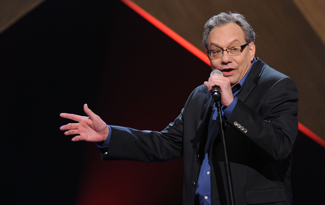 Lewis Black brings trademark act to D.C.