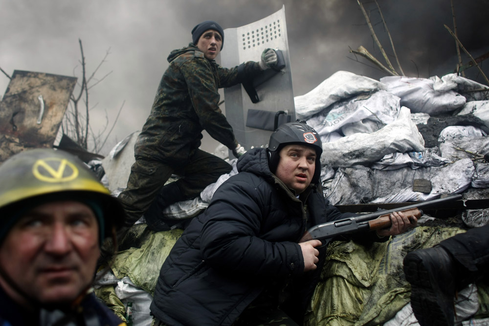 8 things you should know about the protests in Kiev