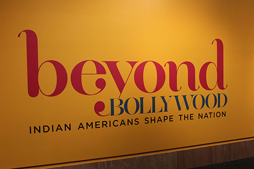 Beyond Bollywood: New exhibit looks at immigrant experience