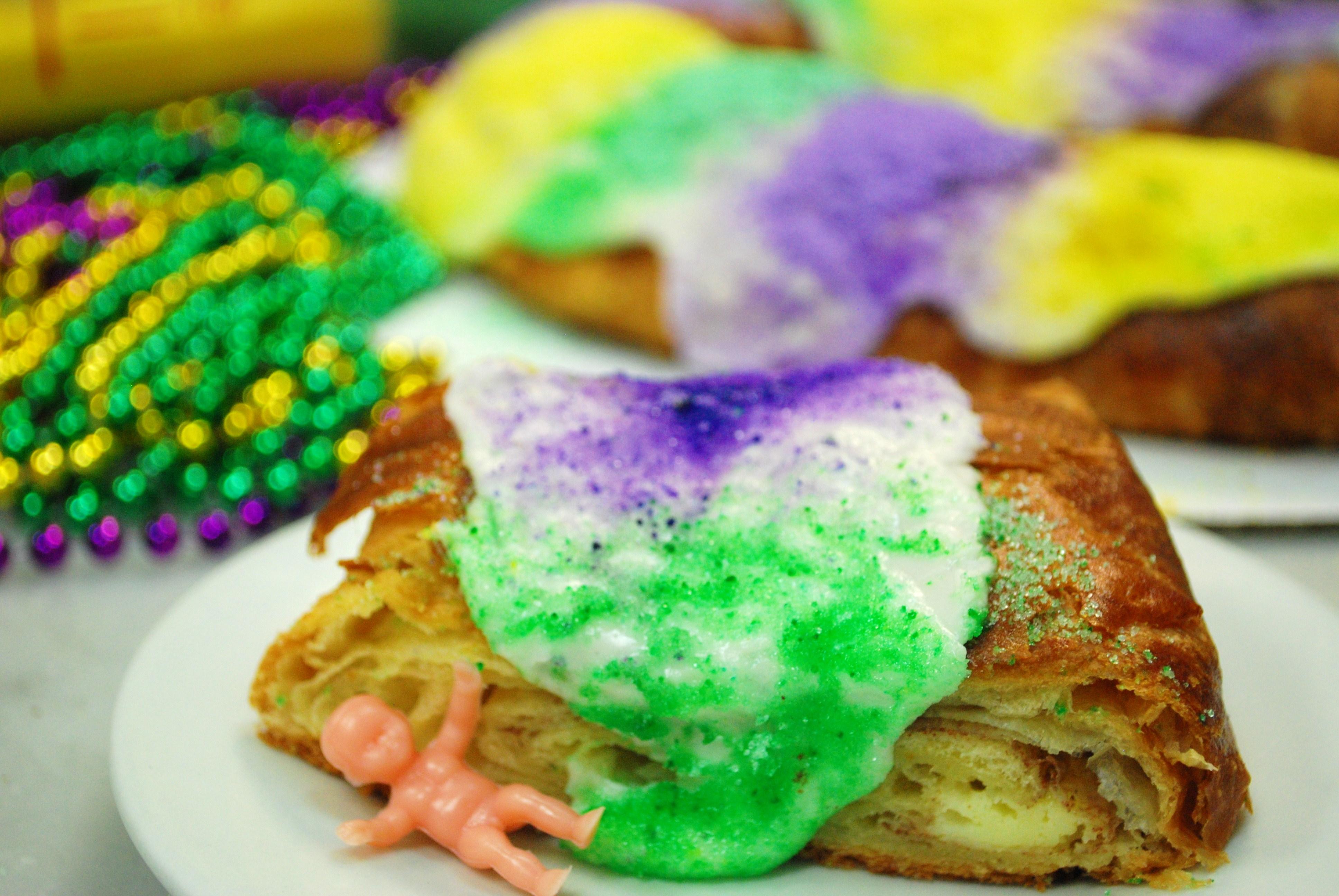 King Cake Dc Bakery