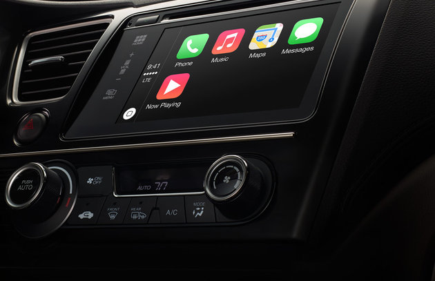 Hands-free iTunes in car gets test drive