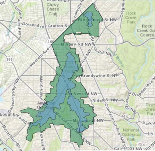 Boil water advisory issued for Upper NW D.C.
