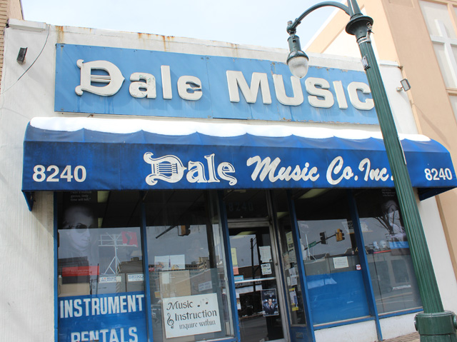 Legendary Dale Music prepares to close its doors