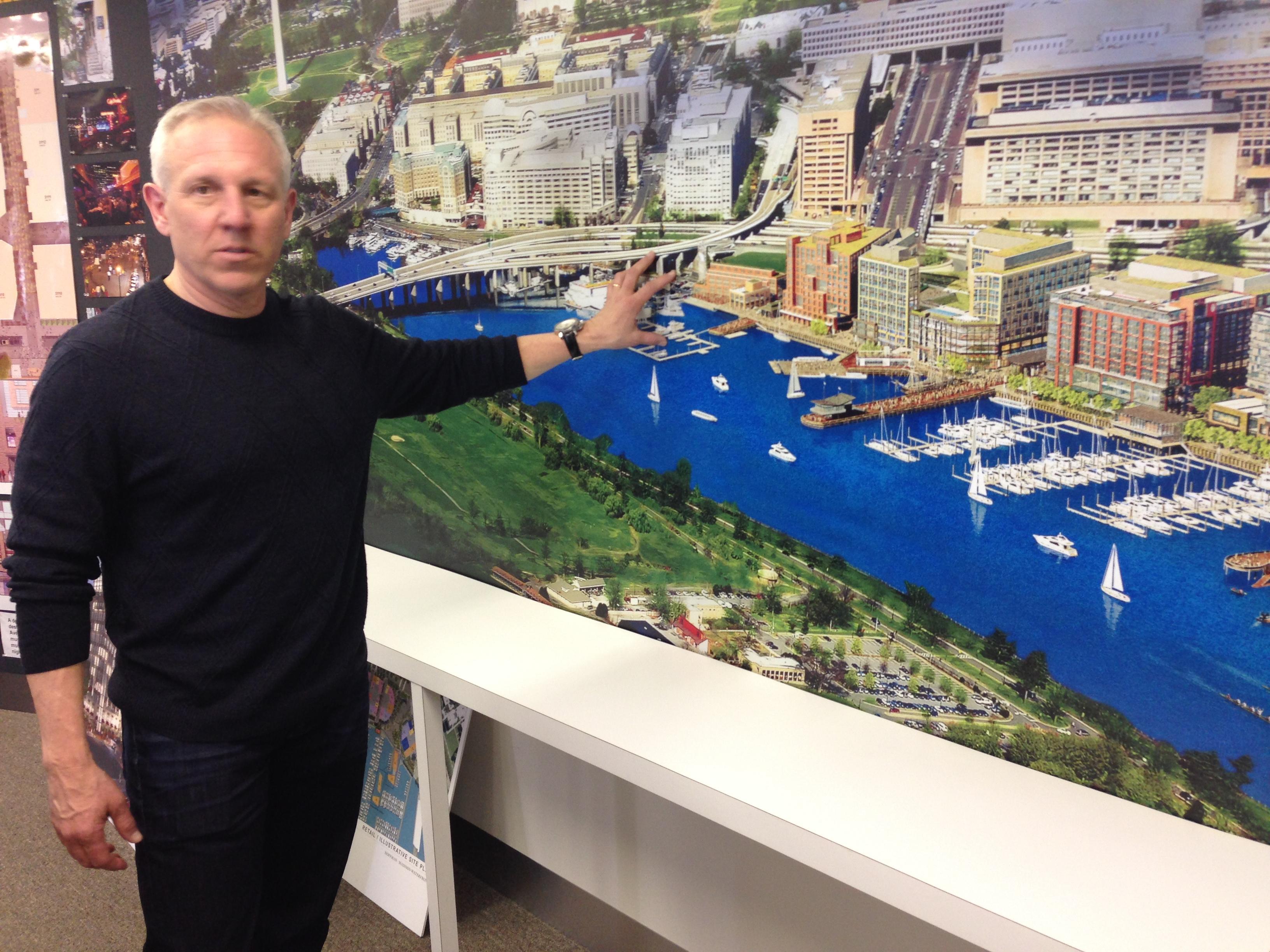 The Wharf development in Southwest to break ground Wednesday