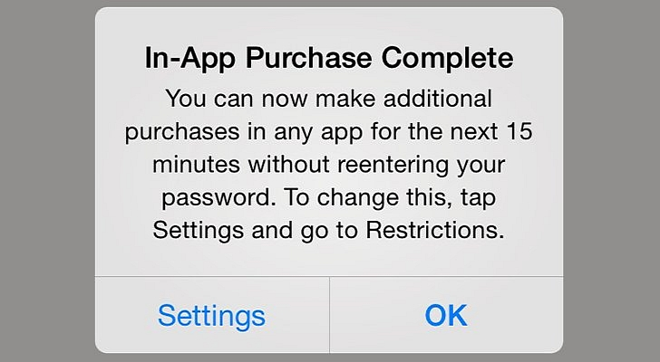 Apple sends email offering refund for app purchases without parental consent