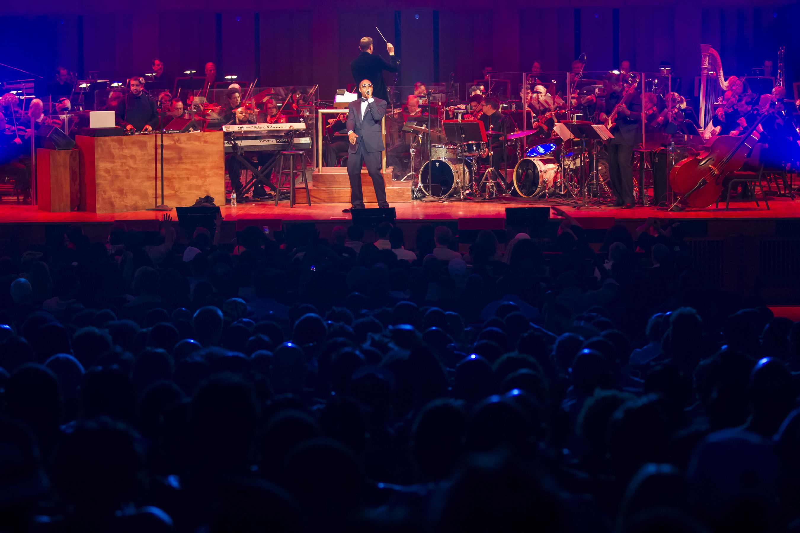 Nas, hip-hop greats take over Kennedy Center