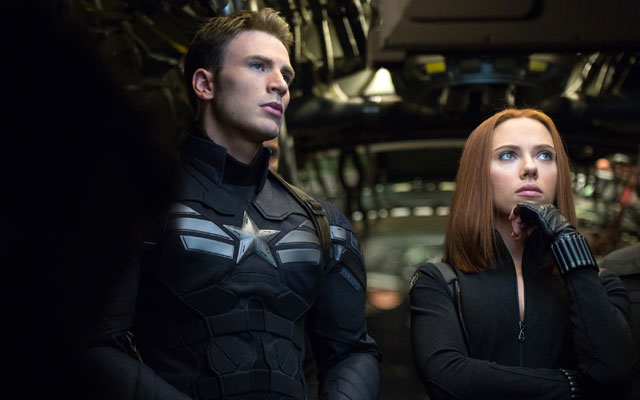 'Captain America' asks fans: Freedom or security?
