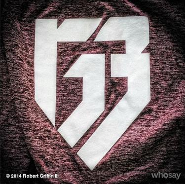 Column: RG3 logo, tweets send the wrong message