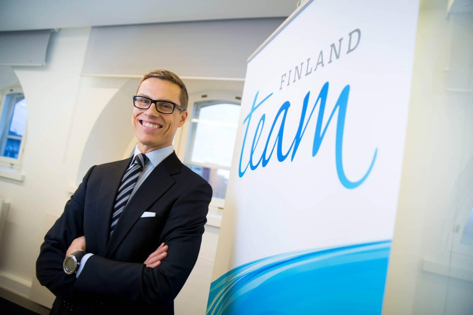 Finnish official treats Russian threat 'like dandruff'