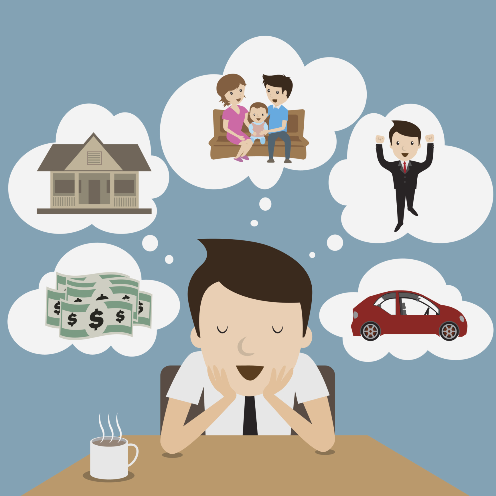 Millennials: Create financial freedom, one step at a time