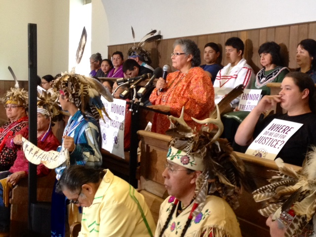 N.Y. Native American Nation files petition against U.S.