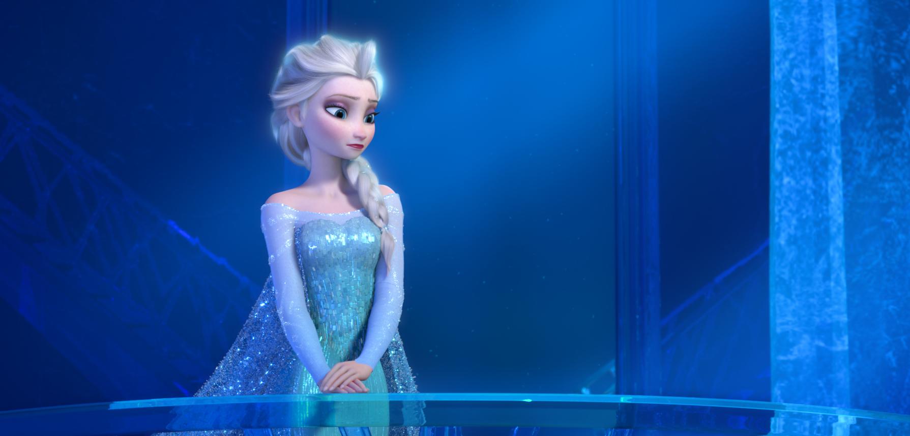 A 'Frozen' retail supply angers parents, saddens kids