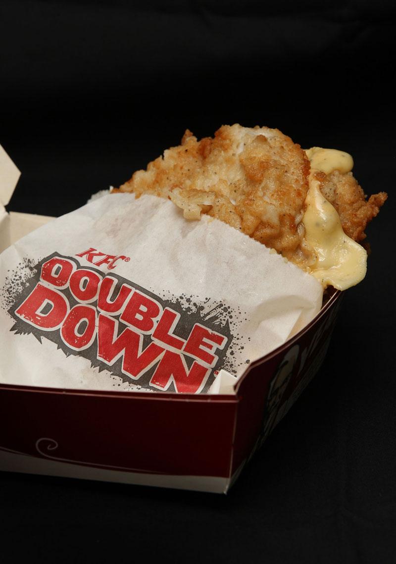 KFC's infamous 'Double Down sandwich' returns